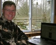 Wes Siegrist, Webmaster