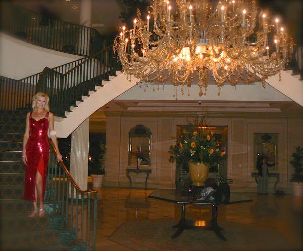 rachelle siegrist at the belmond charleston place hotel