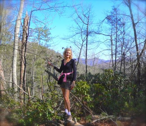 rachelle siegrist ontop chestnut tops trail