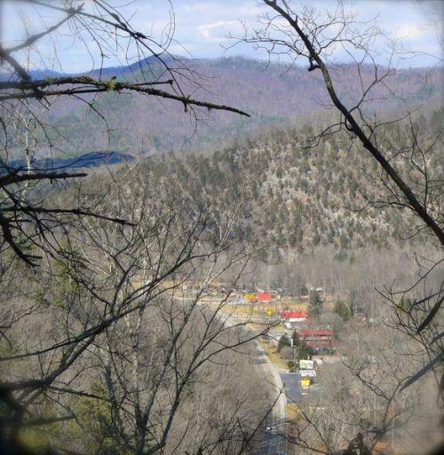 Townsend TN in winter