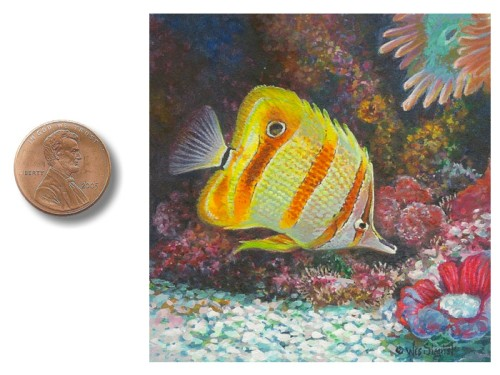 Butterfly_Fish_painting by_Wes_Siegrist1