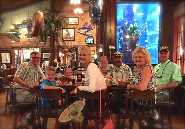Islamorada Fish Company at bass pro ft. myers