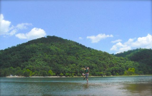 chilhowee lake yoga