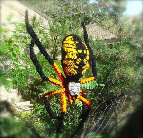sean kenney's lego spider