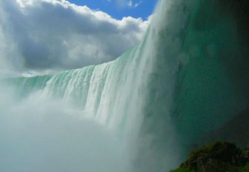 journey behind the falls niagara falls canada - 1