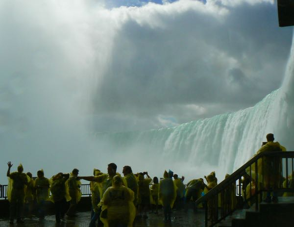 wes siegrist in journey behind the falls canada
