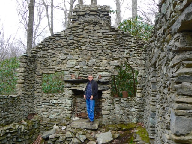 inside stone house old sugarlands trail smokies  - 1.jpg
