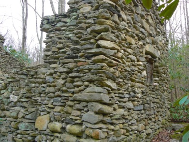 stone house near old sugarlands trail smokies - 1 (1)