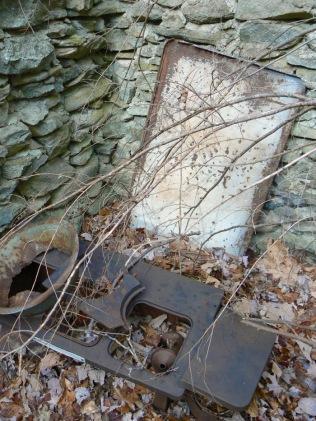 stone house near old sugarlands trail smokies - 1
