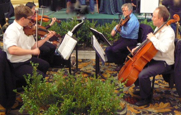 charleston symphony quartet at SEWE 2016.jpg