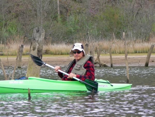kayaking lower chillhowee