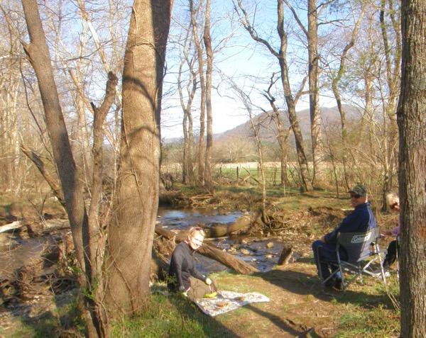 rachelle siegrist picnicing in cades cove.jpg