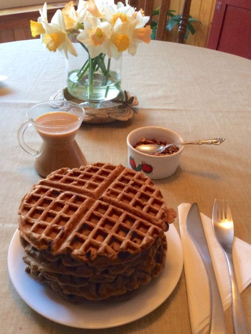 waffles with pecan syrup.jpg