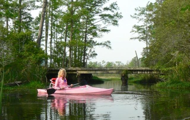 rachelle siegrist kayaking milltail creek at alligator river preserve .jpg