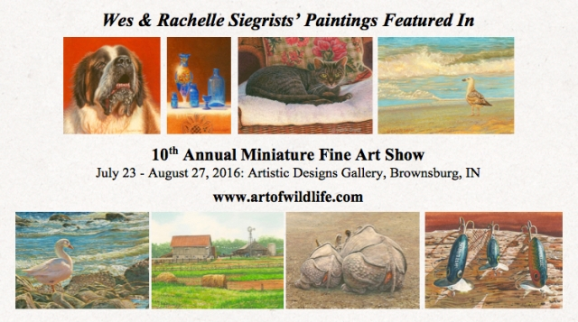 Siegrist Paintings in the Artistic Designs 2016 Miniature Show.jpg