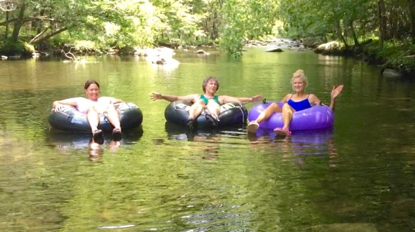 rachelle siegrist friends tubing in the smokies.jpg