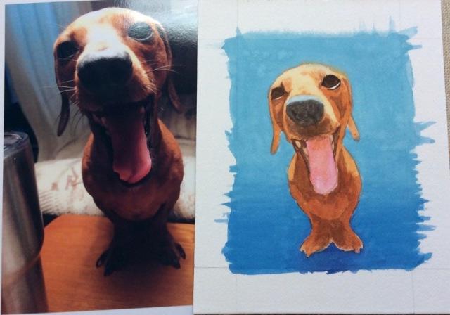 dachshund painting dog painting.jpg