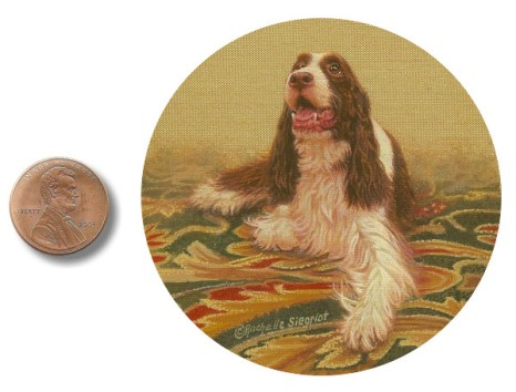 dog painting spaniel painting Admiration_by_Rachelle_Siegrist.jpg