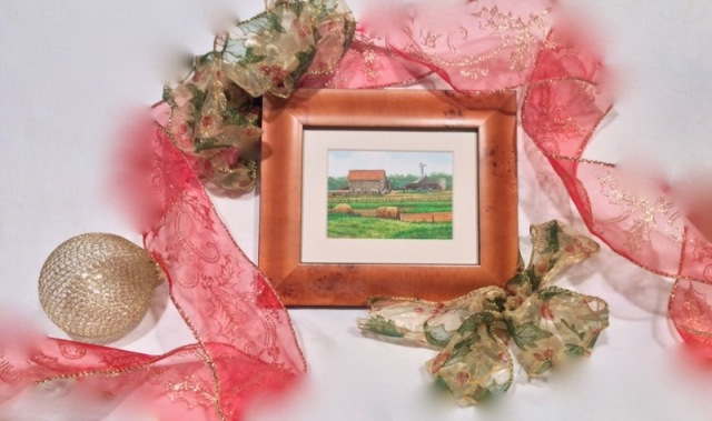 delano-amish-farm-miniature-painting-wes-siegrist