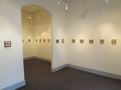 exquisite miniatures exhibition at spiva center for the arts