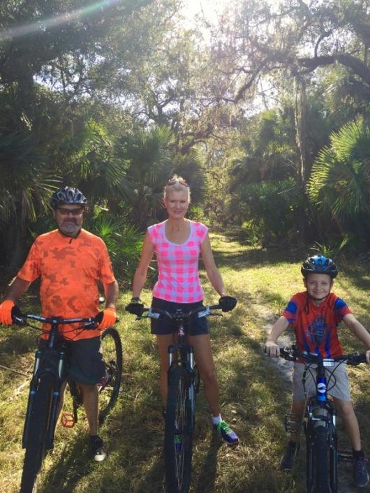 rachelle siegrist ridng Grassy Island bike trail.jpg