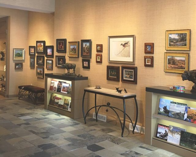 collectors covey miniature show