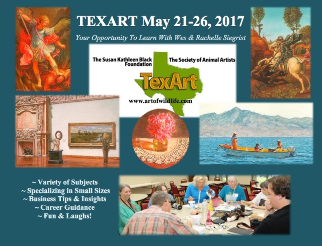 The Siegrists TexArt 2017