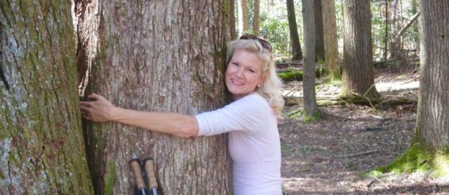 rachelle siegrist tree hugger