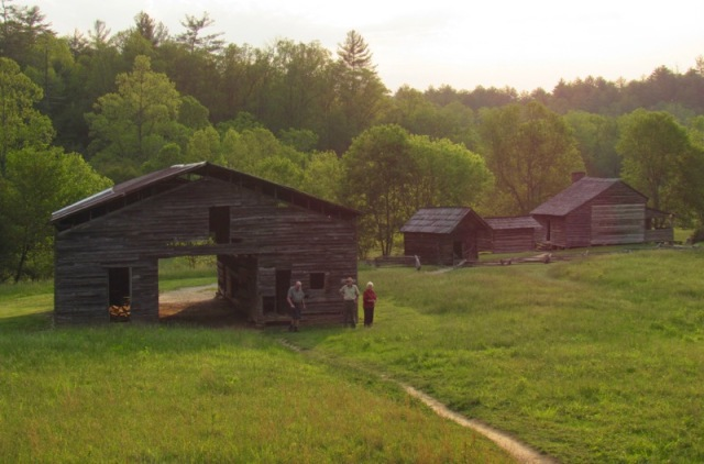 cades cove cabins wes siegrist