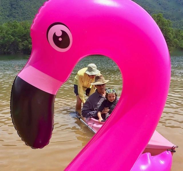 wes siegrist kayaking
