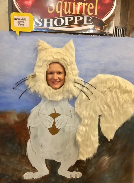 rachelle siegrist white squirrel shop brevard