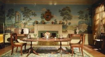 miniature Thorne rooms
