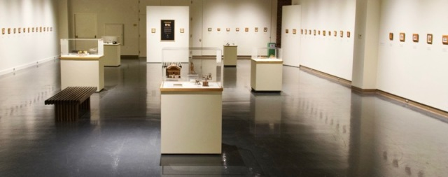 Siegrist Exquisite Miniatures Exhibition at The Neville Public Museum -