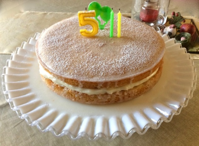 rachelle siegrist lemon cream cake