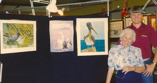 Wes & Rachelle Siegrist Art Shows - 1