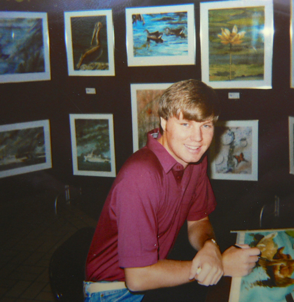 Wes & Rachelle Siegrist Art Shows - 4