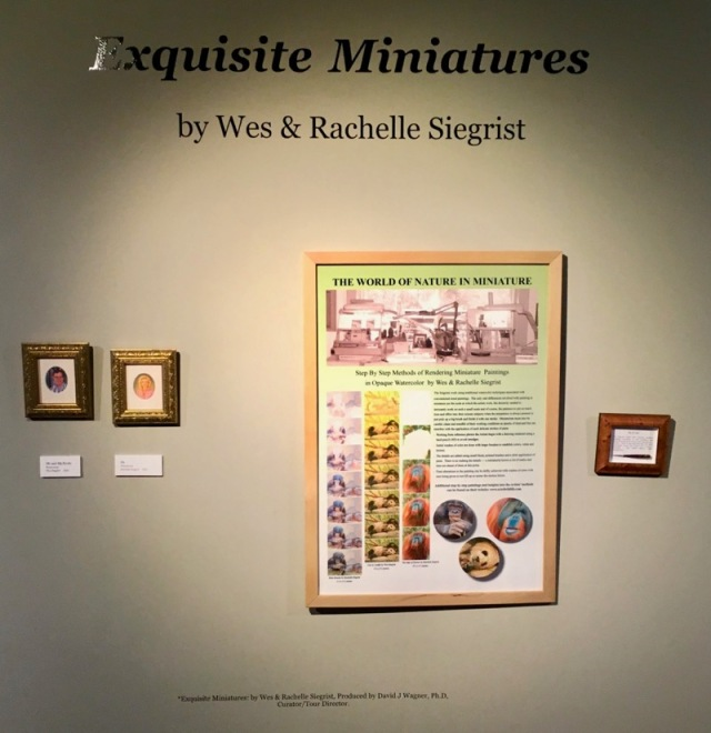 Exquisite miniature exhibition at customs house museum2