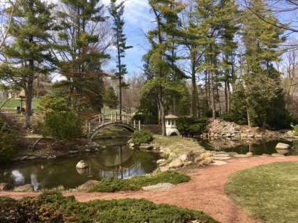 japanese garden by fox river