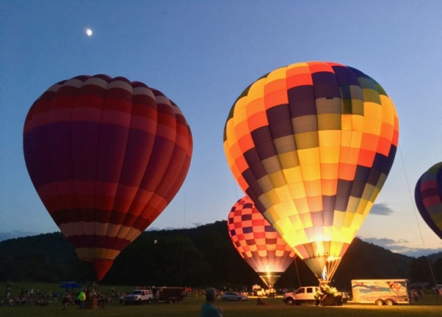 Great Smoky Mountains Hot Air Balloon Festival 2