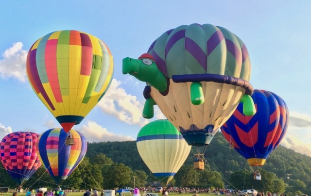 Great Smoky Mountains Hot Air Balloon Festival