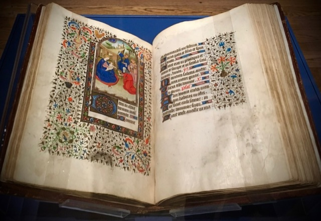book of hours at speed art museum