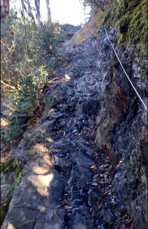 hiking alum cave bluffs 2