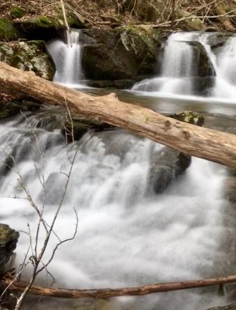 waterfalls of the smokies