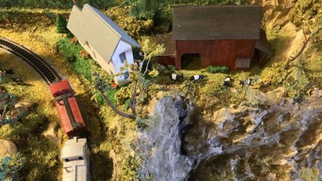 N scale model railroad5
