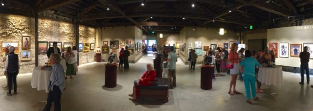 american women artists steamboat springs museum opening