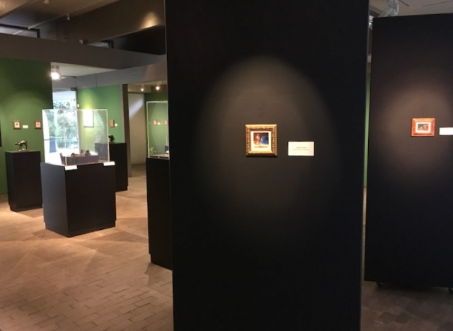Exquisite Miniatures exhibition at Brookgreen Gardens