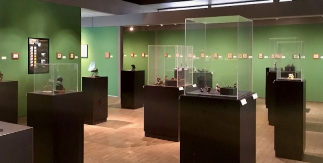 Exquisite Miniatures exhibition at Brookgreen Gardens2