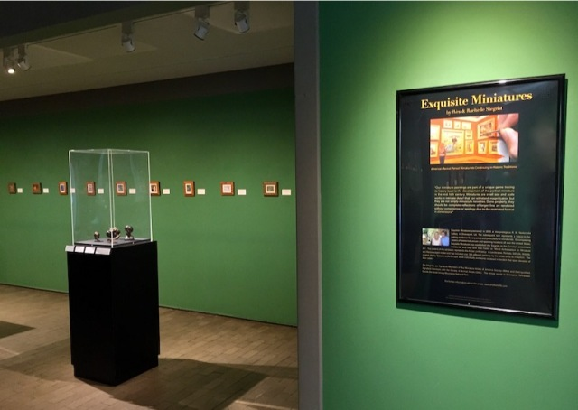 Exquisite Miniatures exhibition at Brookgreen Gardens3