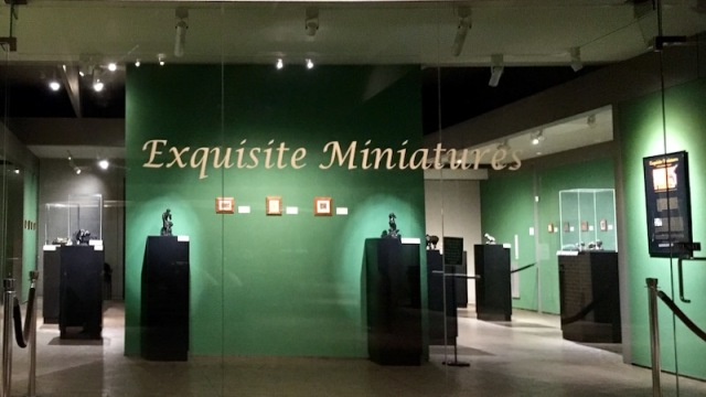 Exquisite Miniatures exhibition at Brookgreen Gardens4