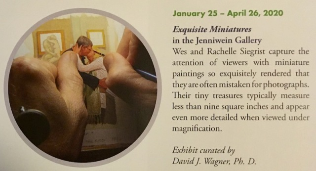 Exquisite Miniatures exhibition at Brookgreen Gardens7